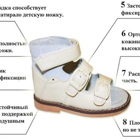 Нуждается ли ребенок в профилактической обуви