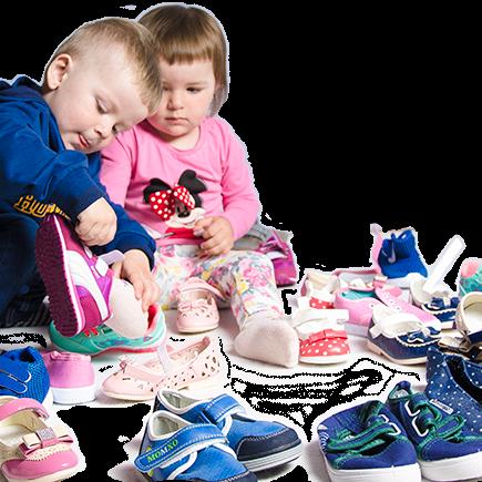 Обувь для мальчиков и девочек в Воронеже